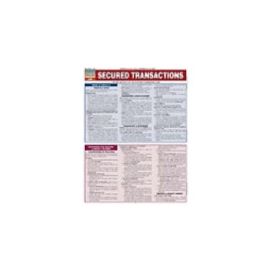 Barcharts Publishing Secured Transactions Workbook, Grade 6 - Grade 12 [eBook]