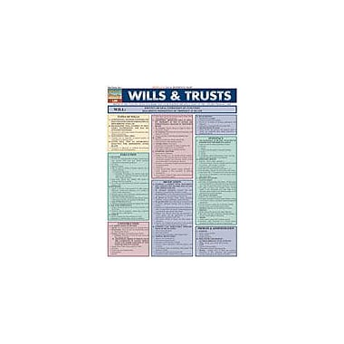 Barcharts Publishing Wills And Trusts Workbook By Ford, Roberta, Grade 12 [eBook]