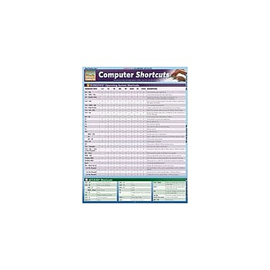 Barcharts Publishing Computer Shortcuts Workbook, Grade 7 - Grade 12 [eBook]