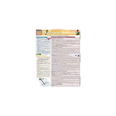 Barcharts Publishing Nursing Terminology Workbook, Grade 6 - Grade 12 [eBook]