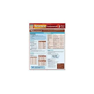 Barcharts Publishing Science Fundamentals 3 Workbook, Grade 6 - Grade 8 [eBook]