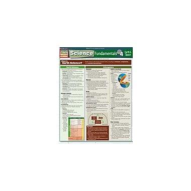 Barcharts Publishing Science Fundamentals 4 Workbook, Grade 7 - Grade 9 [eBook]