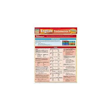 Barcharts Publishing English Fundamentals 1 Workbook, Grade 4 - Grade 6 [eBook]