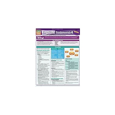 Barcharts Publishing English Fundamentals 4 Workbook, Grade 7 - Grade 9 [eBook]