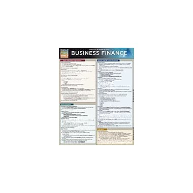 Barcharts Publishing Business Finance Workbook, Grade 6 - Grade 12 [eBook]