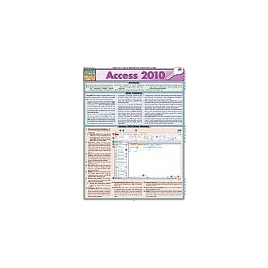 Barcharts Publishing Access 2010 Workbook By Hales, John, Grade 7 - Grade 12 [eBook]