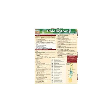 Barcharts Publishing Phlebotomy Workbook, Grade 6 - Grade 12 [eBook]
