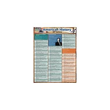 Barcharts Publishing American History 20Th Century Workbook By Kitzman, Debra; Gunzenhauser, Kelly, Preschool - Grade 12 [eBook]