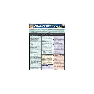 Barcharts Publishing Common Grammar Pitfalls And Mistakes Workbook By Expert Editions, Grade 7 - Grade 12 [eBook]