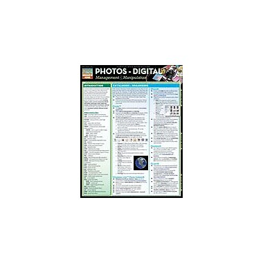 Barcharts Publishing Photos: Digital Management And Manipulation Workbook By Strickland, Gene, Grade 10 - Grade 12 [eBook]