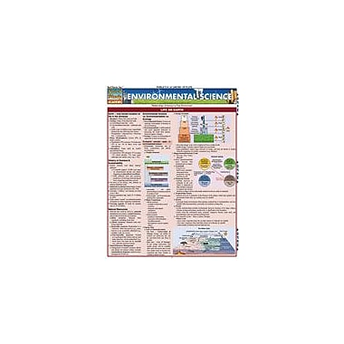 Barcharts Publishing Environmental Science Workbook By Brooks Randy