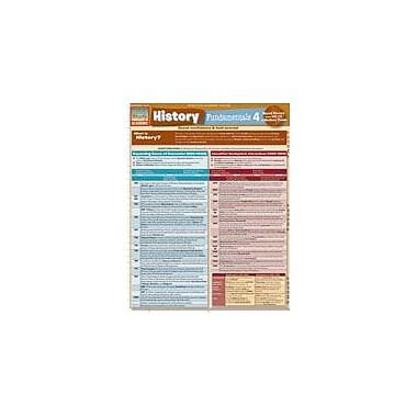 Barcharts Publishing History Fundamentals 4 Workbook By Expert Editions, Grade 7 - Grade 9 [eBook]