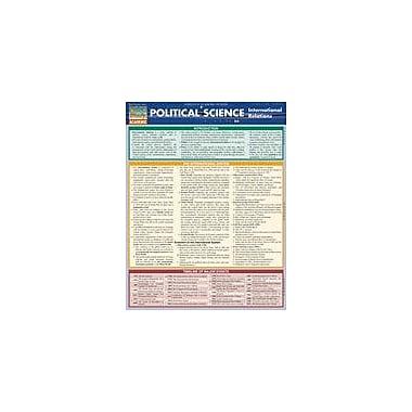 Barcharts Publishing Political Science: International Relations Workbook By Dickinson, Eliot, Grade 10 - Grade 12 [eBook]