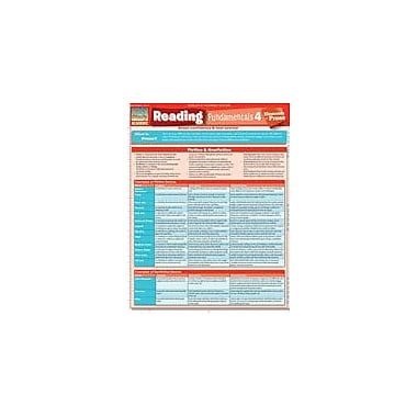 Barcharts Publishing Reading Fundamentals 4 Workbook By Expert Editions, Grade 7 - Grade 9 [eBook]