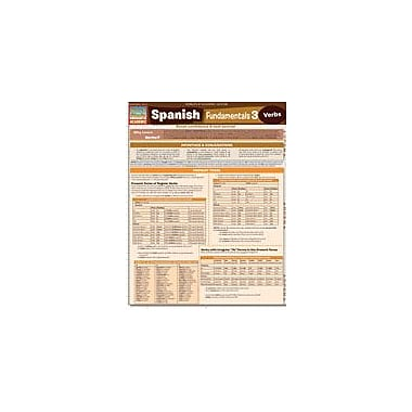Barcharts Publishing Spanish Fundamentals 3 Workbook By Expert Editions, Grade 6 - Grade 8 [eBook]