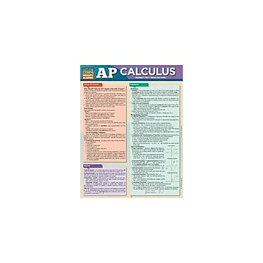 Barcharts Publishing AP Calculus Workbook By Squared, Shakespeare, Grade 9 - Grade 12 [eBook]