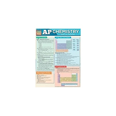 Barcharts Publishing AP Chemistry Workbook By Squared, Shakespeare, Grade 9 - Grade 12 [eBook]