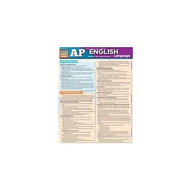 Barcharts Publishing Ap English Language Workbook By Robinson, Nick, Grade 9 - Grade 12 [eBook]