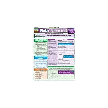 Barcharts Publishing Math Fundamentals 5: Word Problems Workbook By Wright, Susan, Grade 4 - Grade 6 [eBook]
