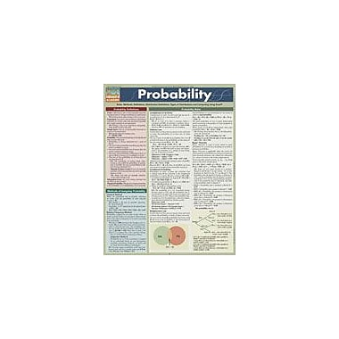 Barcharts Publishing Probability Workbook By Behara, Ravi, Grade 9 - Grade 12 [eBook]