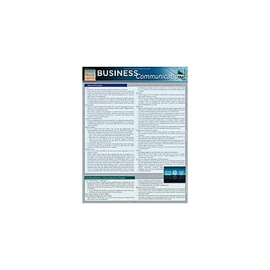 Barcharts Publishing Business Communications Workbook By FL. Institute Of Finance, Grade 6 - Grade 12 [eBook]