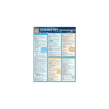 Barcharts Publishing Chemistry Terminology Workbook By Marina Cohen, Grade 10 - Grade 12 [eBook]