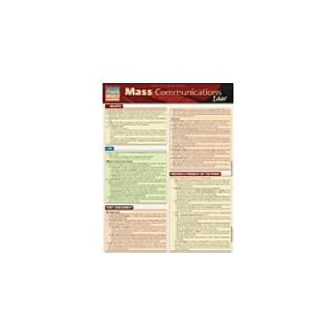 Barcharts Publishing Mass Communications Law Workbook By Lawson, Tamara, Grade 6 - Grade 12 [eBook]