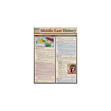 Barcharts Publishing Middle East History Workbook By Levi, Joseph, Grade 7 - Grade 12 [eBook]