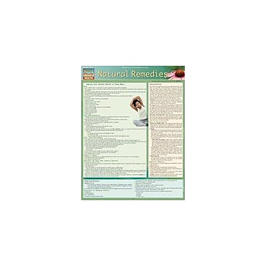 Barcharts Publishing Natural Remedies Workbook By Lippman, Cathie, Grade 10 - Grade 12 [eBook]