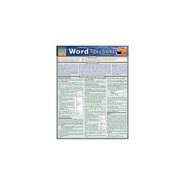 Barcharts Publishing Word Tips & Tricks Workbook, Grade 5 - Grade 12 [eBook]