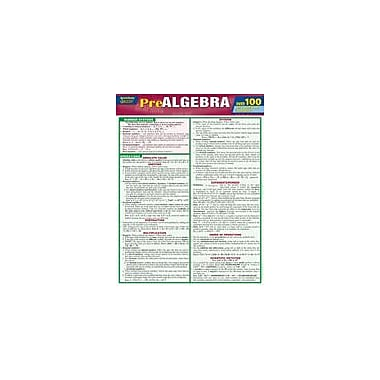Barcharts Publishing Pre-Algebra Quizzer Workbook By Riley, Gail, Preschool - Grade 12 [eBook]
