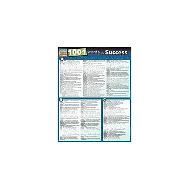 Barcharts Publishing 1001 Words For Success Workbook By Crenner, Erin, Grade 7 - Grade 12 [eBook]