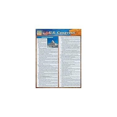 Barcharts Publishing U.S. Congress Workbook By Lynette Pyne, Grade 1 - Grade 12 [eBook]