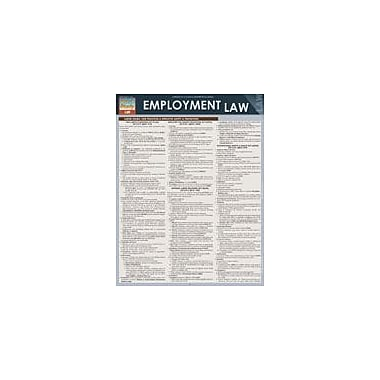 Barcharts Publishing Employment Law Workbook By Zaher, Dr. Aiman, Grade 6 - Grade 12 [eBook]