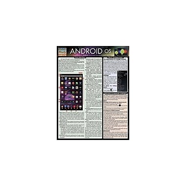 Barcharts Publishing Android Os-Phone & Tablet Workbook By Kids, Thinking, Preschool - Grade 12 [eBook]