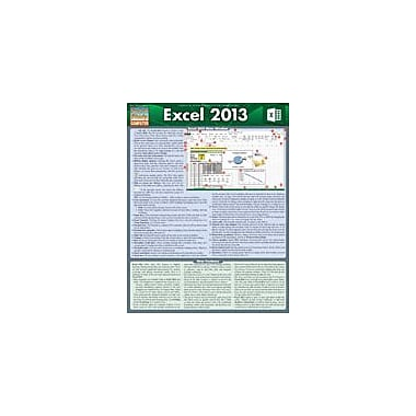 Barcharts Publishing Excel 2013 Workbook By Kitzman, Debra; Gunzenhauser, Kelly, Grade 6 - Grade 12 [eBook]
