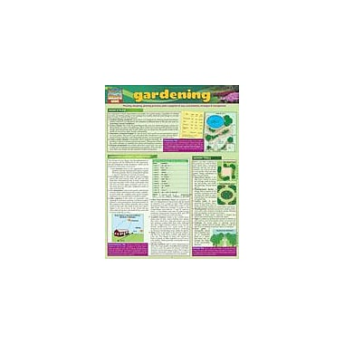 Barcharts Publishing Gardening Workbook By Nixon, Robin, Grade 6 - Grade 12 [eBook]