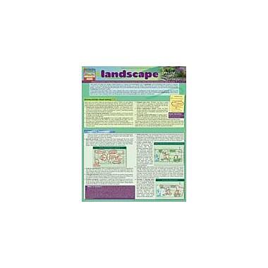 Barcharts Publishing Landscape Design Techniques Workbook By Courser, Zacharay, Grade 9 - Grade 12 [eBook]