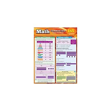 Barcharts Publishing Math Common Core 1st Grade Workbook By Hales, John, Grade 1 [eBook]