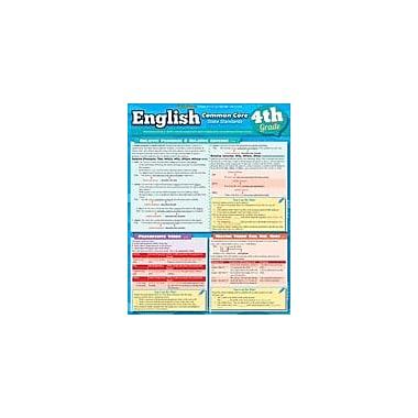 Barcharts Publishing English Common Core 4th Grade Workbook, Grade 4 [eBook]