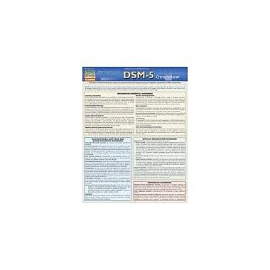 Barcharts Publishing Dsm-5 Overview Workbook, Grade 6 - Grade 12 [eBook]