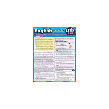 Barcharts Publishing English Common Core 11th Grade Workbook [eBook]