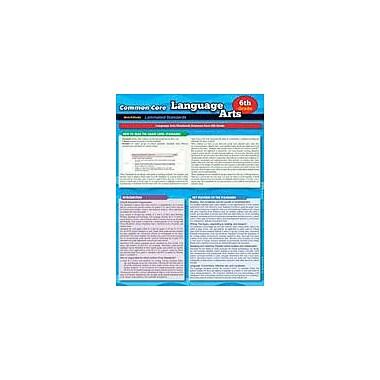 Barcharts Publishing CCSS: Language Arts 6th Grade Workbook By Mintz, Joel, Grade 6 [eBook]