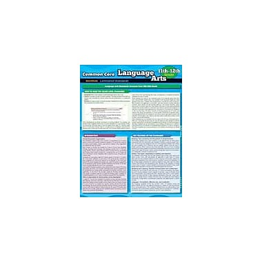 Barcharts Publishing CCSS: Language Art 11th & 12th Grade Workbook By Sanchez, John, Grade 11 - Grade 12 [eBook]