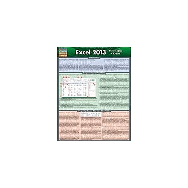 Barcharts Publishing Excel 2013 Pivot Tables & Charts Workbook By Expert Editions, Grade 9 - Grade 12 [eBook]