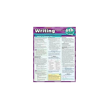 Barcharts Publishing Writing Common Core 6th Grade Workbook By Riley, Gail, Grade 6 [eBook]