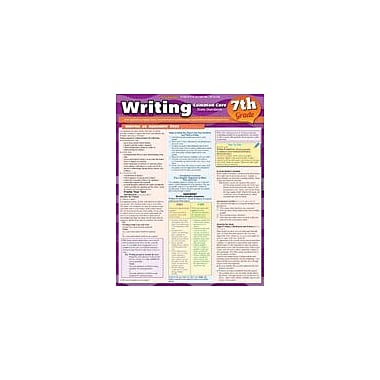 Barcharts Publishing Writing Common Core 7th Grade Workbook By Riley, Gail, Grade 7 [eBook]