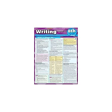 Barcharts Publishing Writing Common Core 8th Grade Workbook By Riley, Gail, Grade 8 [eBook]