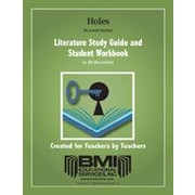 BMI Educational Services Holes: Study Guide And Student Workbook By Bloomfield, Jill, Grade 5 - Grade 7 [eBook]