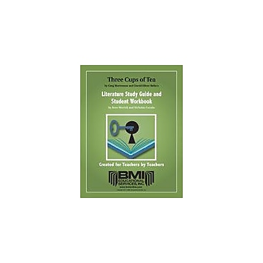 BMI Educational Services Three Cups Of Tea: Study Guide And Student Workbook, Grade 3 - Grade 7 [eBook]